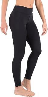DeepTwist Women's High Waist Yoga Pants Tummy Control Running Tights Active Power Stretch Workout Leggings