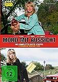 Mord mit Aussicht - Die komplette erste Staffel Gesamtbox (4 DVDs)