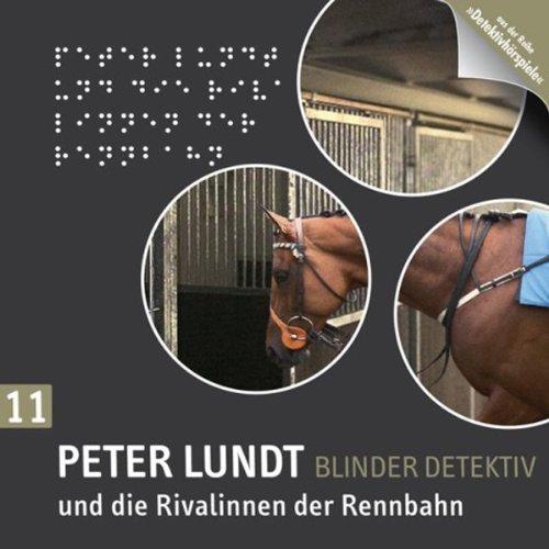 Peter Lundt und die Rivalinnen der Rennbahn (Peter Lundt 11) Titelbild