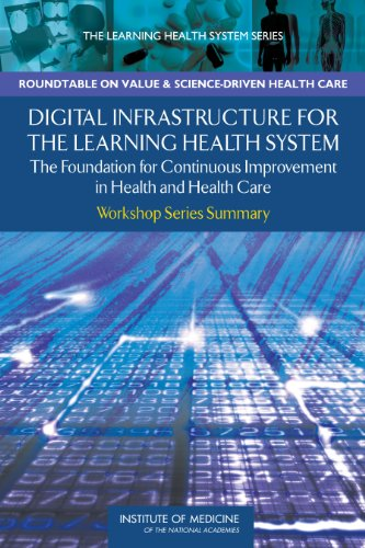 Digital Infrastructure for the Learning Health System: The Foundation for Continuous Improvement in