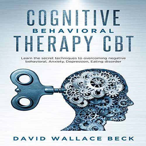 Cognitive Behavioral Therapy CBT cover art