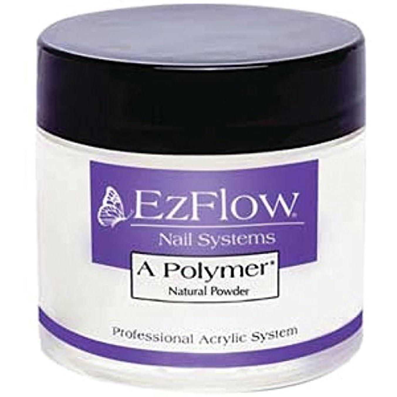無意識ニコチン防止[EzFlow] Aポリマーナチュラルパウダー 8oz