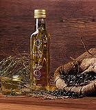 Aceite de Girasol con Tomillo - Luna Solai - 250 ml
