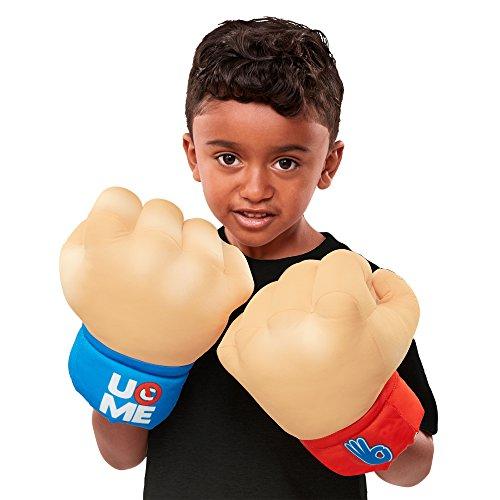 WWE John Cena Jumbo Superstar Fists Toy