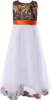 camo flower girl dresses cheap