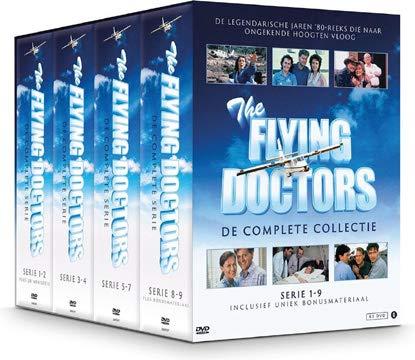 Die fliegenden Ärzte / The Flying Doctors - Complete Series - 63-DVD Boxset ( The Flying Doctors - The Complete Collection ) [ Holländische Import ]