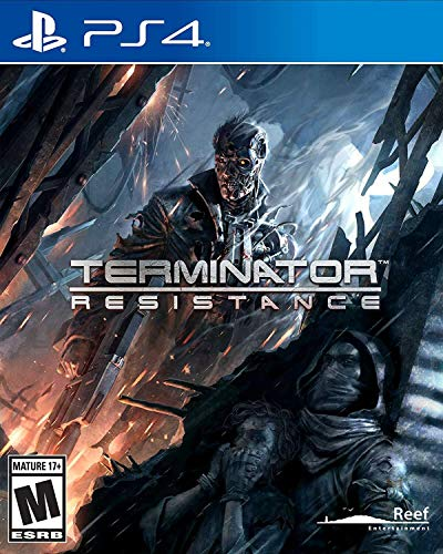 Reef Entertainment Terminator: Resistance - PlayStation 4
