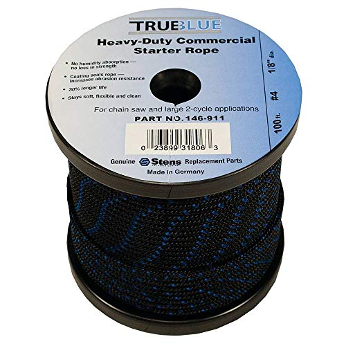 Stens 146-911 True Blue Starter Rope, 100-Feet