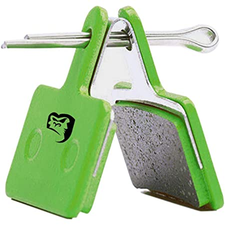 Shimano M05 M05S M05Ti M08 M08S M08Ti Aluminium Semi Metallic Disc Brake Pads