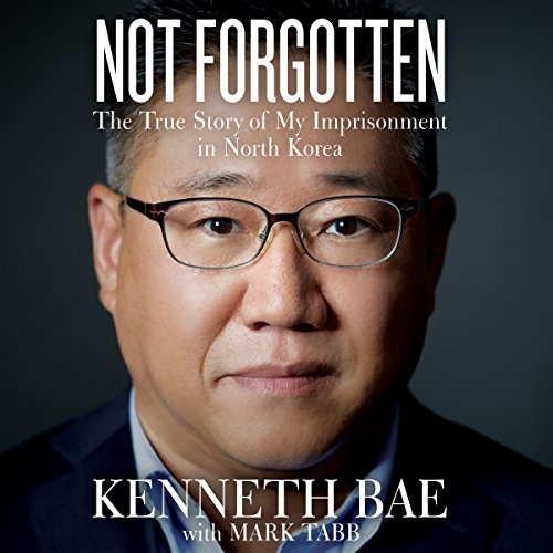Not Forgotten audiobook cover art