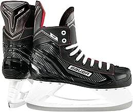 Bauer NS Senior Men's Ice Hockey Skates, Black/Red, EU 43