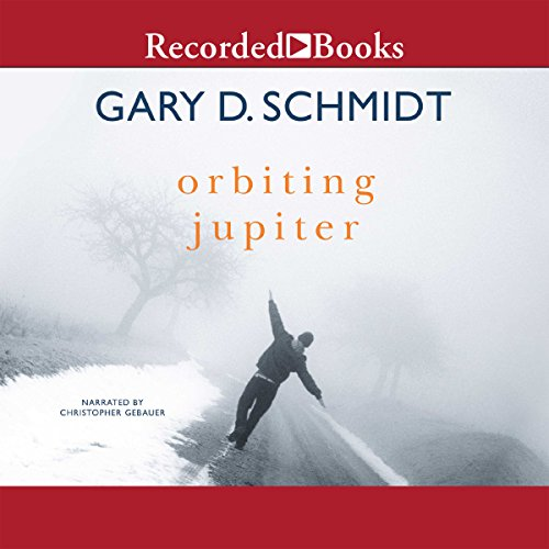 Orbiting Jupiter audiobook cover art
