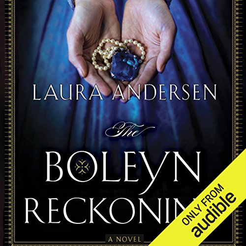 The Boleyn Reckoning audiobook cover art