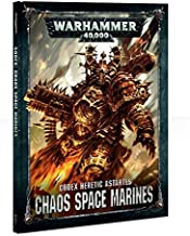 Warhammer Chaos Space Marines Codex Heretic Astartes by Gamesworkshop