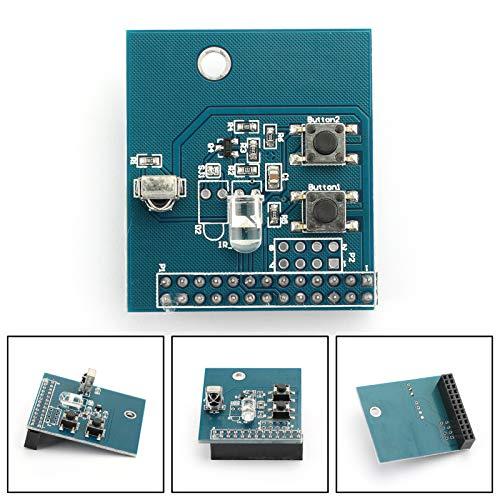 Areyourshop 38 KHz IR Infrarot Controller Expansion Receiver Sender für Raspberry Pi DIY