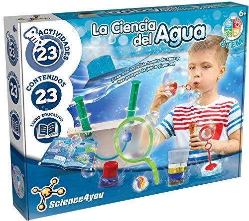 La Ciencia del Agua-Juguete Científico y Educativo para Niños +6 Años (80002203)