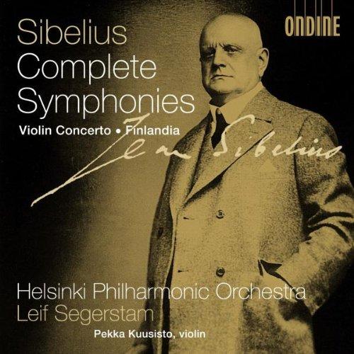 Jean Sibelius: Die Sinfonien / /Violinkonzert op.47 / Finlandia op.26/7 (Sinfonische Dichtung)