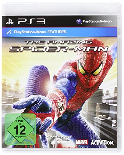 The Amazing Spider-Man. PlayStation PS3