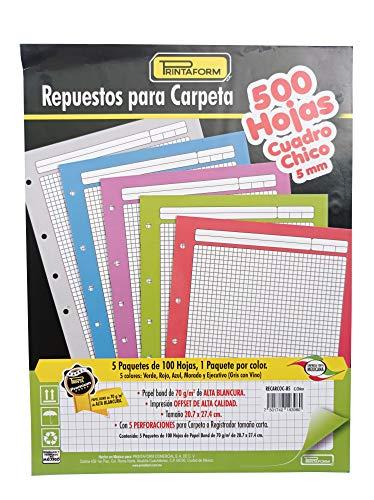 Carpeta Para Hojas marca Printaform