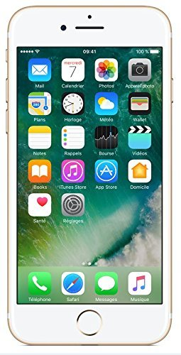 Apple iPhone 7 32GB - Gold - Entriegelte (Generalüberholt)