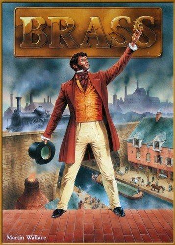 Eagle Games EAG01081 - Brass
