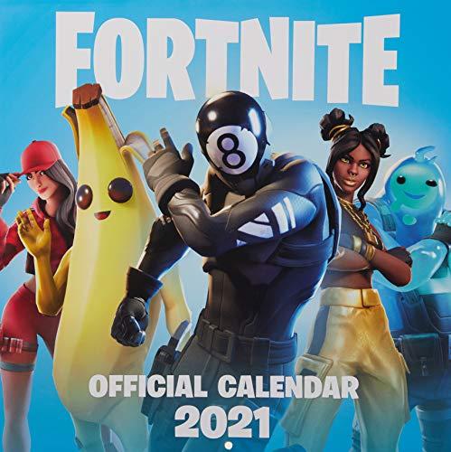 FORTNITE (Official): 2021 Calendar