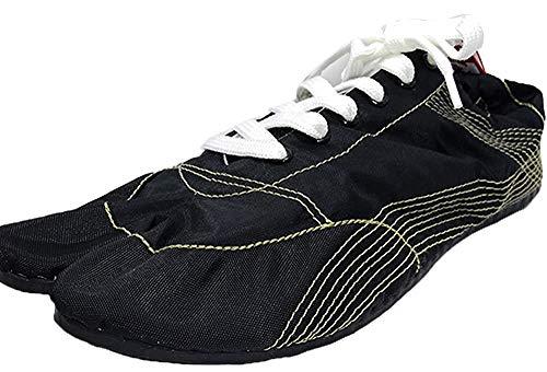 MUTEKI(無敵) ランニング足袋 メンズ 黒 26.0cm