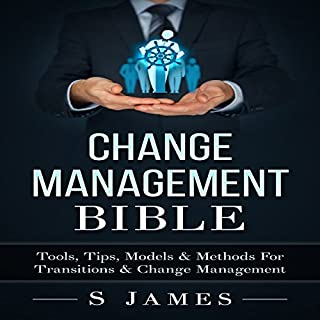 Change Management Bible audiobook cover art