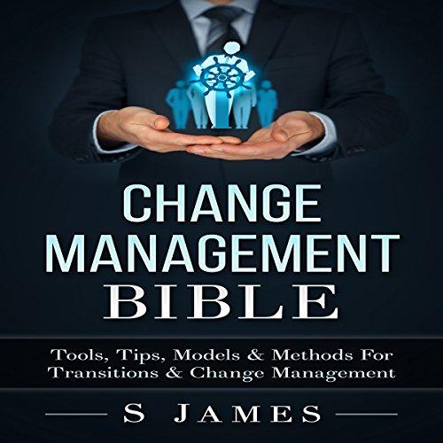 Change Management Bible audiobook cover art