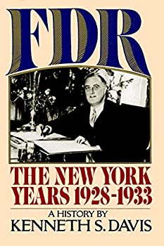 FDR: The New York Years 1928-1933 0394516710 Book Cover