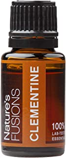Nature's Fusions - Clementine Pure Essential Oil - 15mL