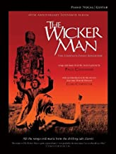 The Wicker Man Complete Piano Songbook by Paul Giovanni (5-Jul-1905) Paperback