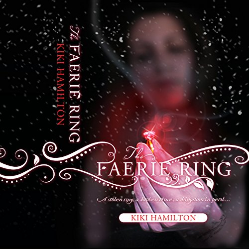 The Faerie Ring audiobook cover art