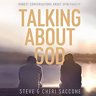 Talking About God audiobook cover art