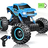 RC Car 2021 Newest 1/12 Scale Remote Control Car, 2.4Ghz Off Road RC Trucks with Rechargeable Battery Dual Motors Off Road RC Truck Play Electric Toy Car High Speed Racing Car for All Adults & Kids