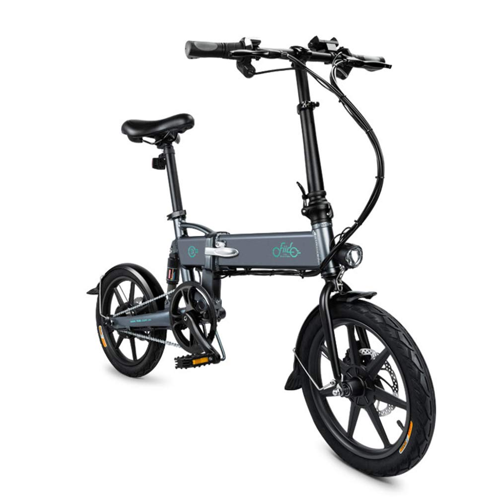 Folding Electric Bicycle,16 Inch Electric Bike,Electric Folding ...