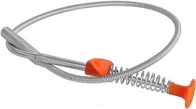 LACKINGONE Rohrreiniger Krallengreifer Flexibler Haarentferner Greifwerkzeug Greifzange Greifer 60cm