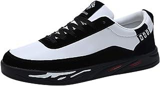Cebbay Sneakers Hommes /Étudiant Running Chaussures De Travail Chaussures De Sport Chaussures /à Lacets Baskets Basses Athl/étique Confortable Chaussures Polyvalentes