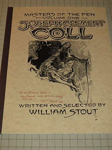 Joseph Clement Coll: Masters of the Pen