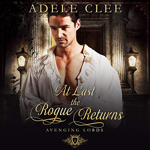 At Last the Rogue Returns audiobook cover art