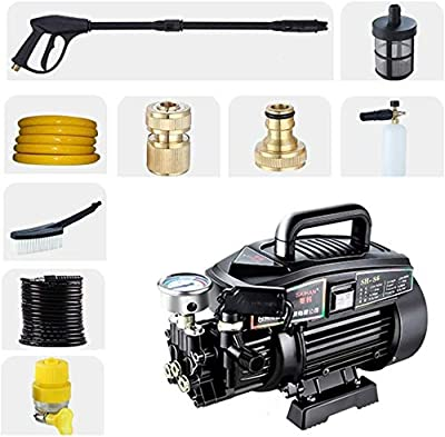 Home Pressure Washer Electric Car Power Washer 2000W High Pressure Washer With Accessories dljyy by dljxx