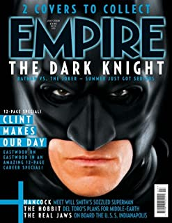 Empire Magazine - July 2008 - The Dark Knight, Clint Eastwood Interview, Hancock, The Hobbit, U.S.S. Indianapolis, Donkey Punch, Prince Caspian (Issue 229)