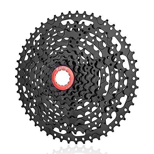 Roeam Cassetta 9 velocità Bicicletta Ruota 11-50T Accessorio di Ricambio per Mountain Bike