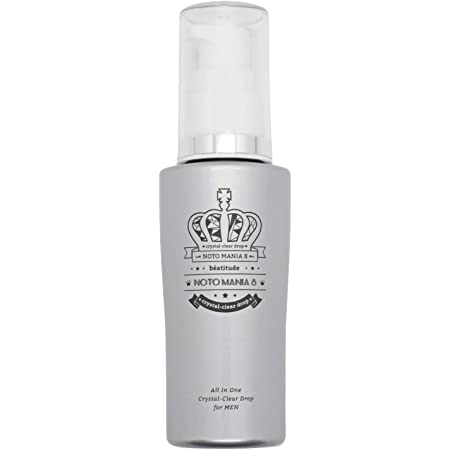 NOTOMANIA8 ノトマニア8 オールインワン メンズ 化粧水 & 男性用 スキンケア アフターシェーブローション