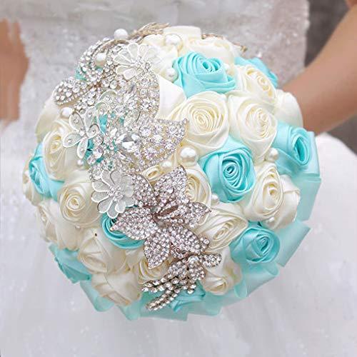 David's Bridal Cornflower Color