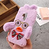 ZYQ Dr Duck Protector TPU Silicone Skin Etui Case For Asus