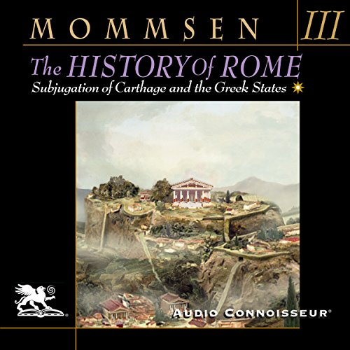 The History of Rome, Book 3 audiobook cover art