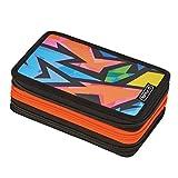 Herlitz 50026753 31-teiliges Triple Decker Neon Art, 1 Stück, 19 cm