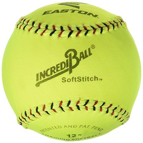 """Ragballs Softball Ball """"Incrediball"""", Polyester, 30,5 cm, Gelb"""