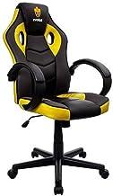 Cadeira Gamer Evolut Eg901 Hunter Preto E Amarelo